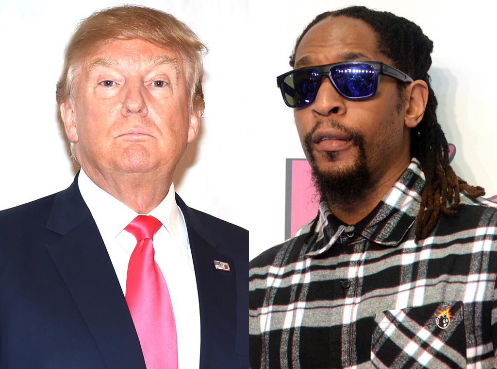 Lil Jon, Donald Trump
