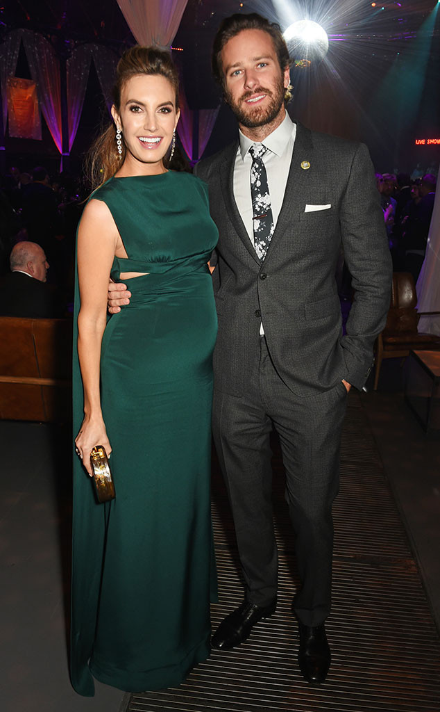 Armie Hammer Says Wife Elizabeth Chambers Has This ...