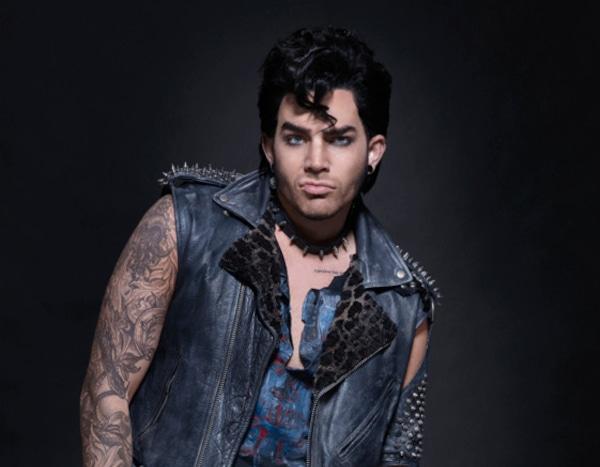 Adam Lambert, Eddie from Remaking The Rocky Horror Picture ...