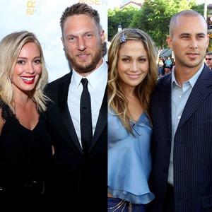 Hilary Duff, Jason Walsh, Gwen Stefani, Blake Shelton, Jennifer Lopez, Chris Judd