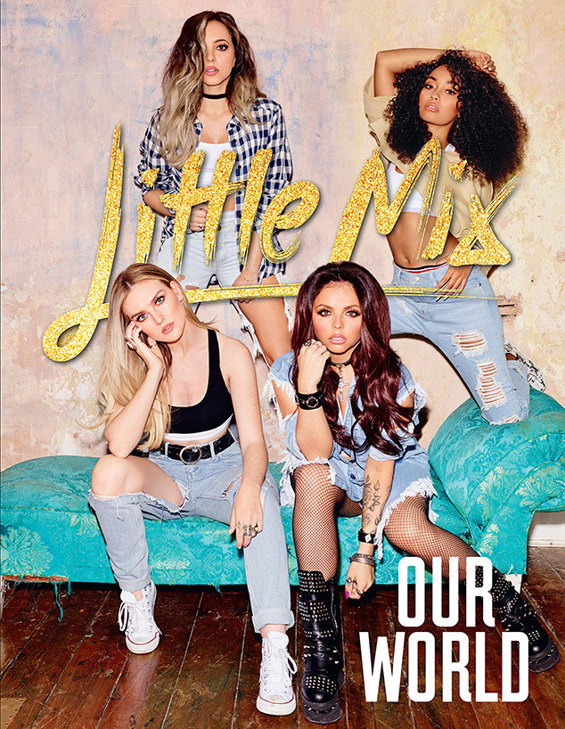 Little Mix, Our World