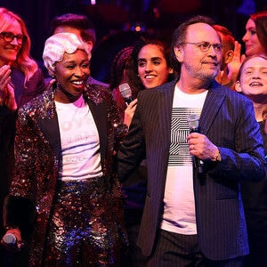 Cynthia Erivo, Billy Crystal, Hillary Clinton Fundraising Concert
