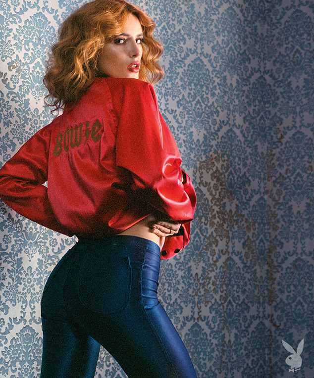 Bella Thorne, Playboy