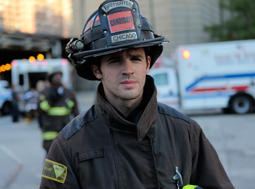 Chicago Fire, Steven R. McQueen