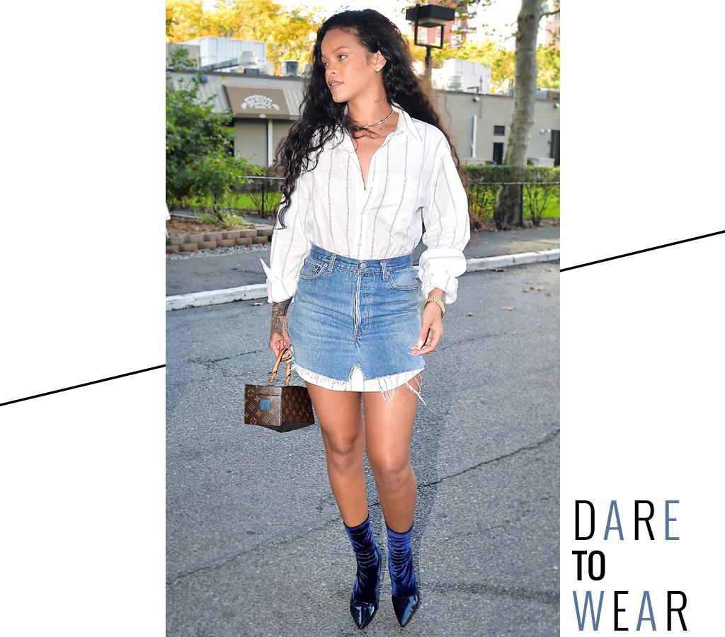 ESC: Rihanna, Dare to Wear
