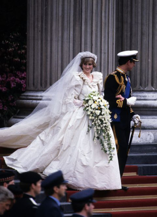 vestidos de novia 90