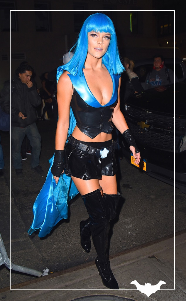 Hottest celebrity halloween costumes 2019