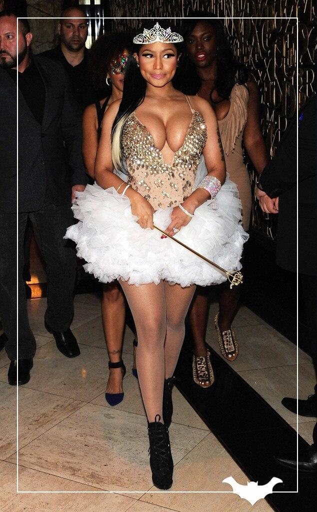 Nicki Minaj from Costumes You Can Wear After Halloween | E ...Nicki Minaj Pasties Halloween