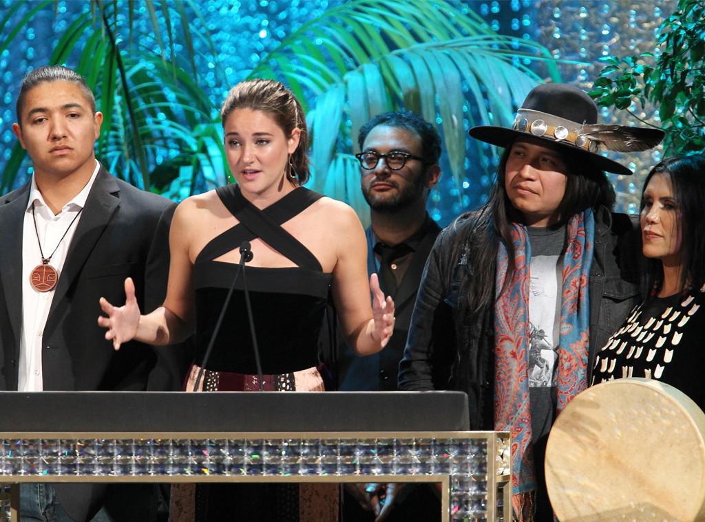 Inside Hollywood's Greenest Night: Shailene Woodley and Jaden Smith Honored at 2016 Environmental Media Awards