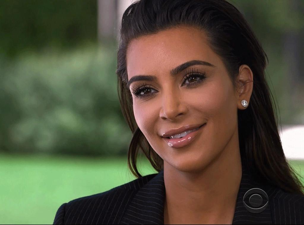 Kim Kardashian, 60 Minutes