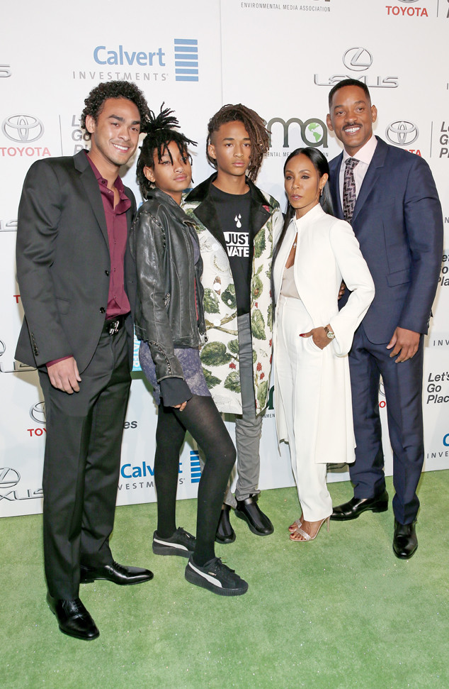 Inside will smiths unorthodox parenting philosophies how he trey smith willow smith jaden smith jada pinkett smith will smith voltagebd Image collections