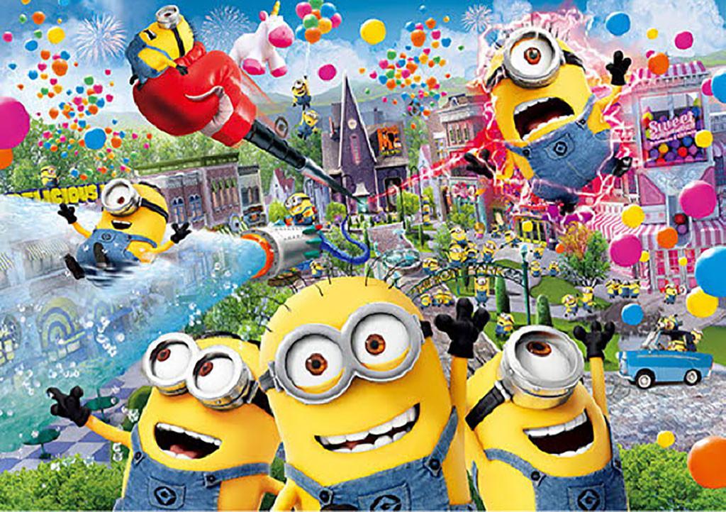 Minions Japan Theme Park