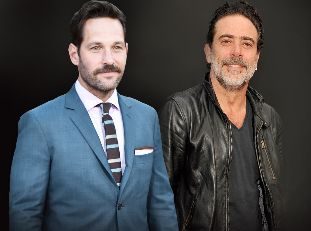 Paul Rudd, Jeffrey Dean Morgan