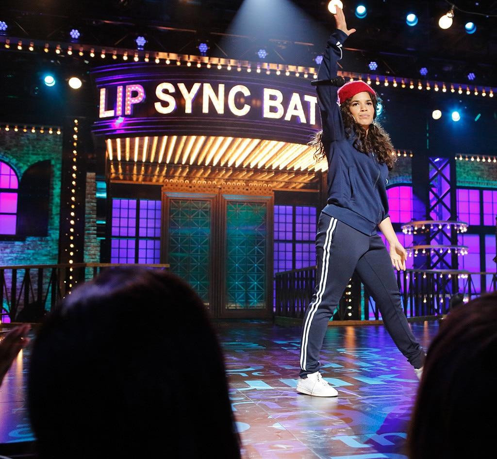 America Ferrera From Lip Sync Battle Performances