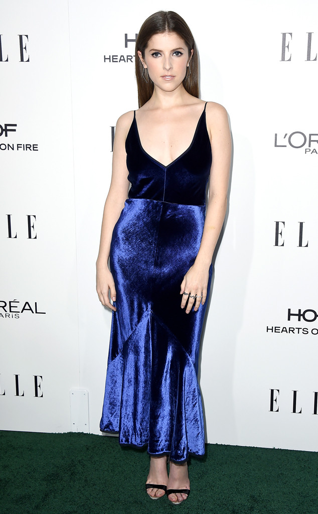 Anna Kendrick, Elle Women in Hollywood