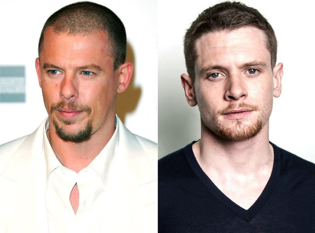 Jack O'Connell, Alexander McQueen