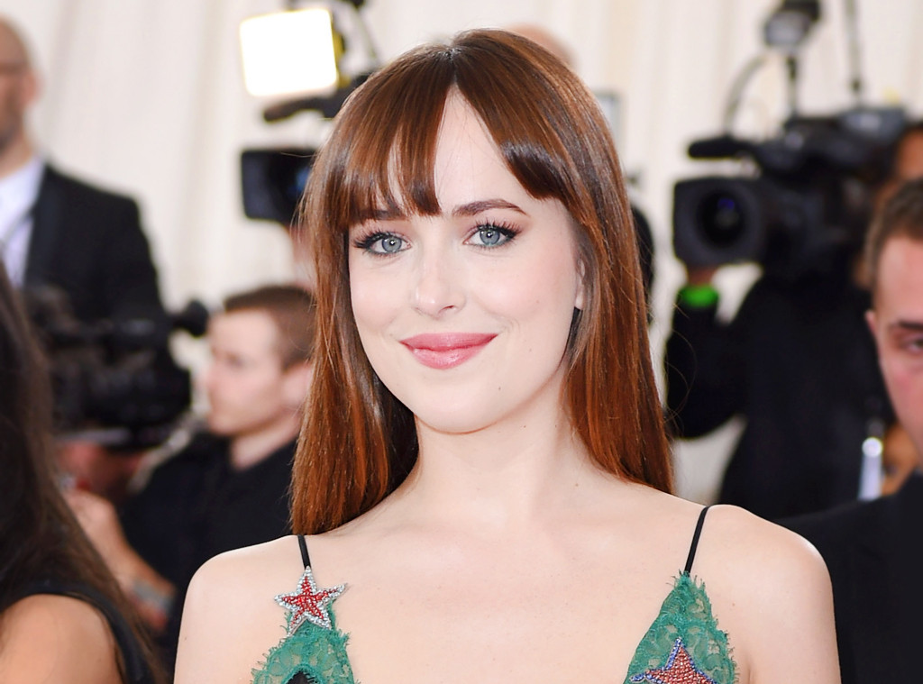 Clip In Bangs How Celebs Find The Best Fringe For Their Face Shape