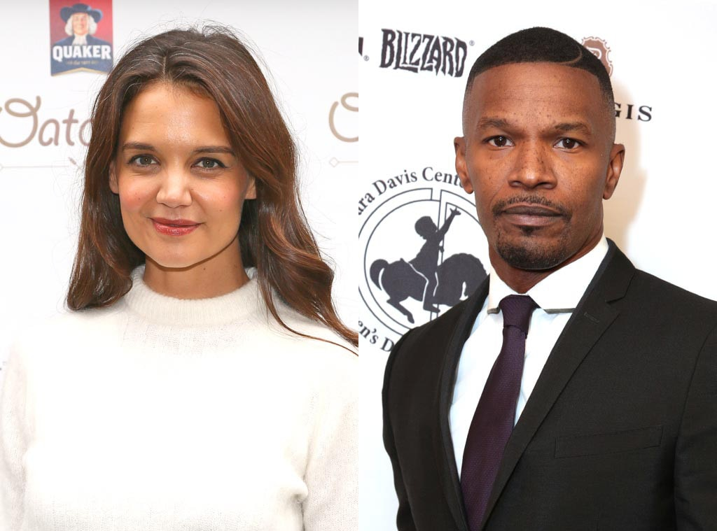 Katie holmes dating movie director