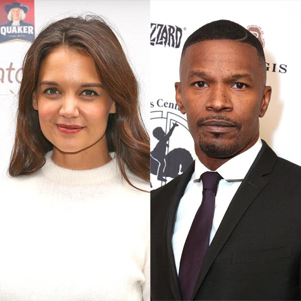 """Katie Holmes and Jamie Foxx Take """"Romantic"""" Trip to Paris as Tom Cruise Films M:I6 in the City"""