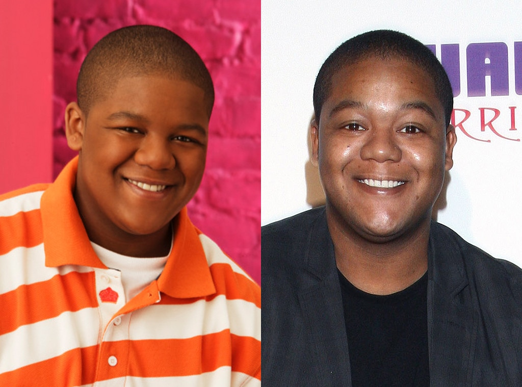 Kyle Massey -  From Disney Channel's  Fish Hooks  to Cartoon Networks'  Mighty Magiswords , the actor has remained busy on the small screen. He's also ventured into the  music  space.