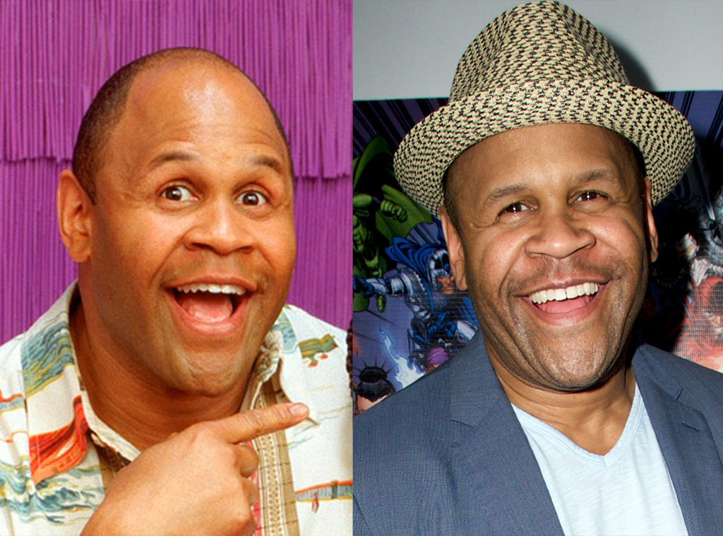 Thats So Raven, Rondell Sheridan, Then & Now