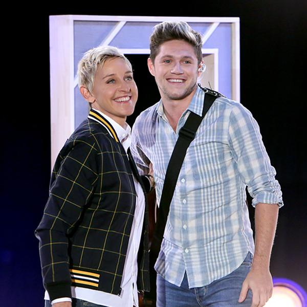 Niall Horan, The Ellen DeGeneres Show