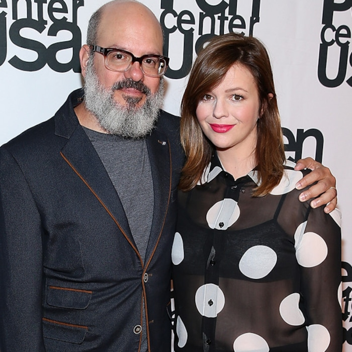 Amber Tamblyn And David Cross Share First Photo Of Daughter Marlow S Face E News