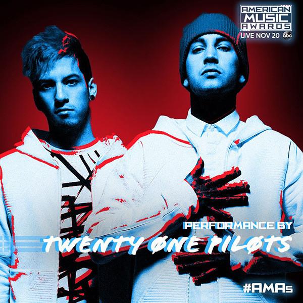 Twenty One Pilots, American Music Awards