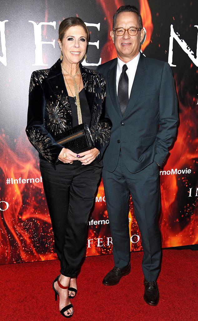 Rita Wilson, Tom Hanks, Long Term Couples