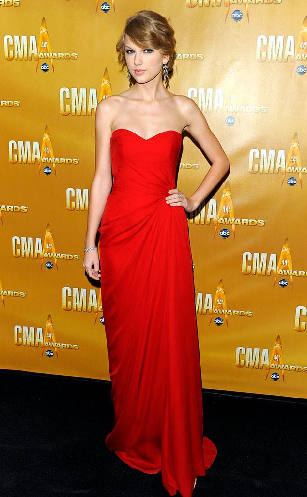 Taylor Swift, CMA Style, 2010