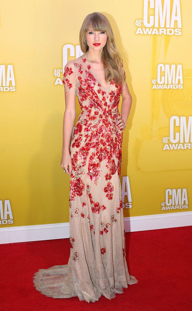 Taylor Swift, CMA Style, 2012