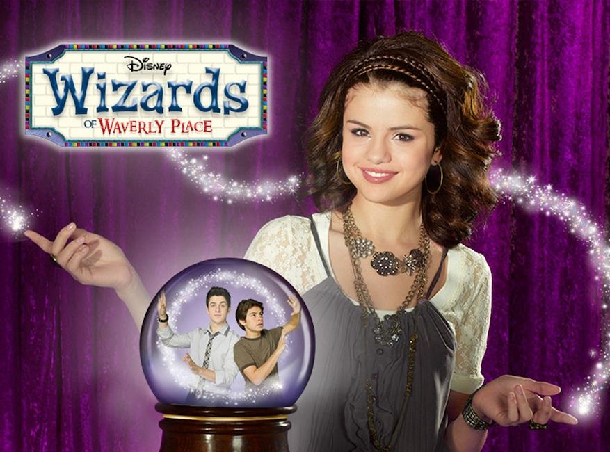 Selena Gomez, Wizards of Waverly Place, Disney
