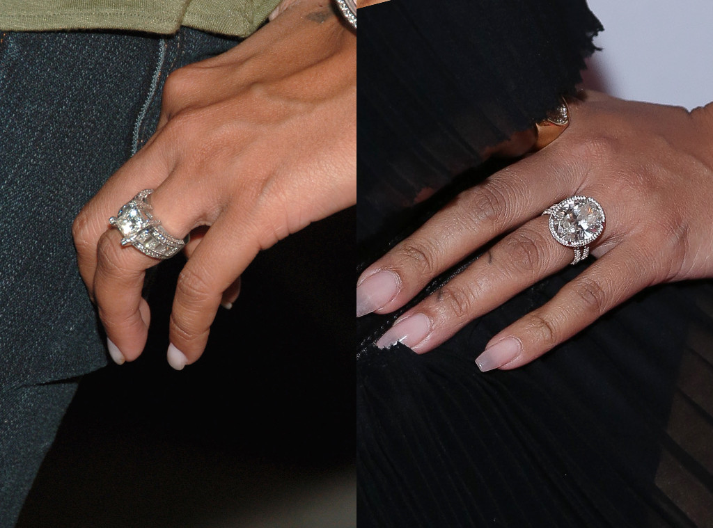 La La Anthony, Engagement Rings