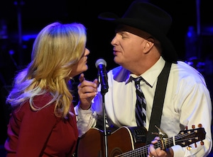 Trisha Yearwood, Garth Brooks, The Country Music Hall of Fame 2015