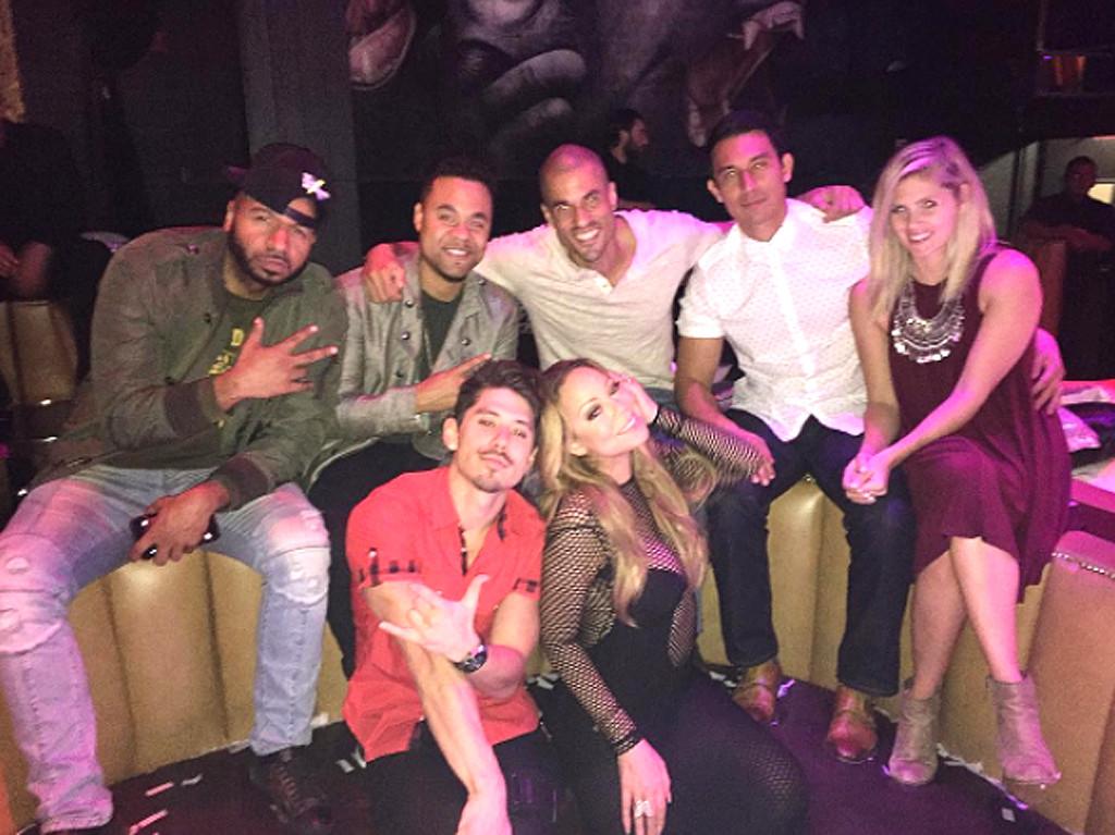 Mariah Carey, Bryan Tanaka, Instagram