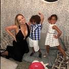 Mariah Carey's Twins Are the Cutest!