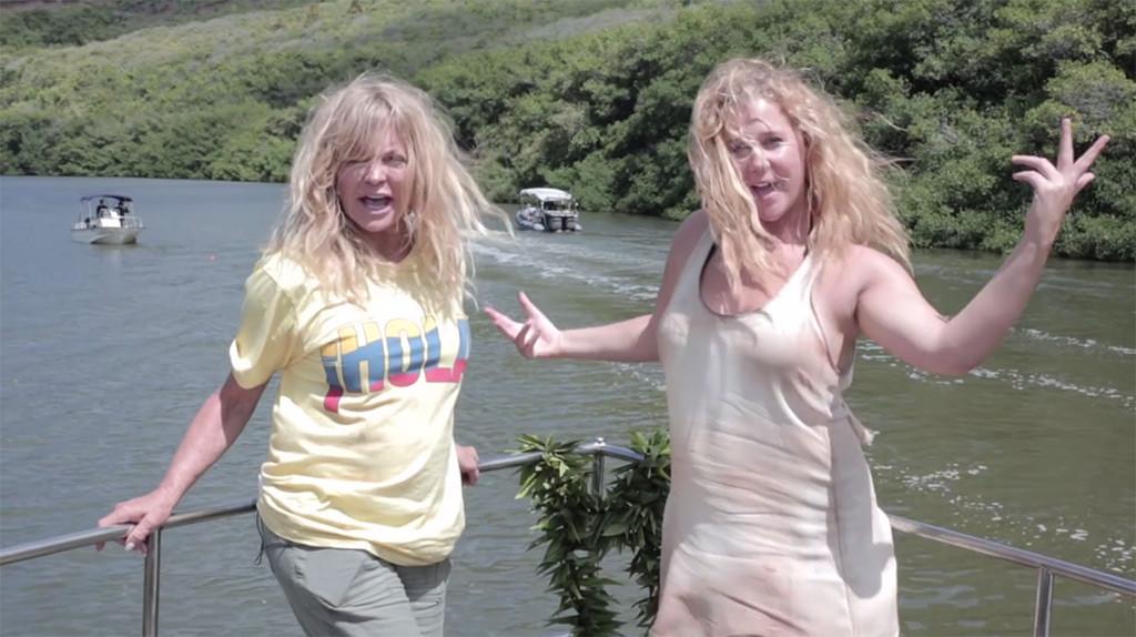 Formation, Goldie Hawn, Amy Schumer