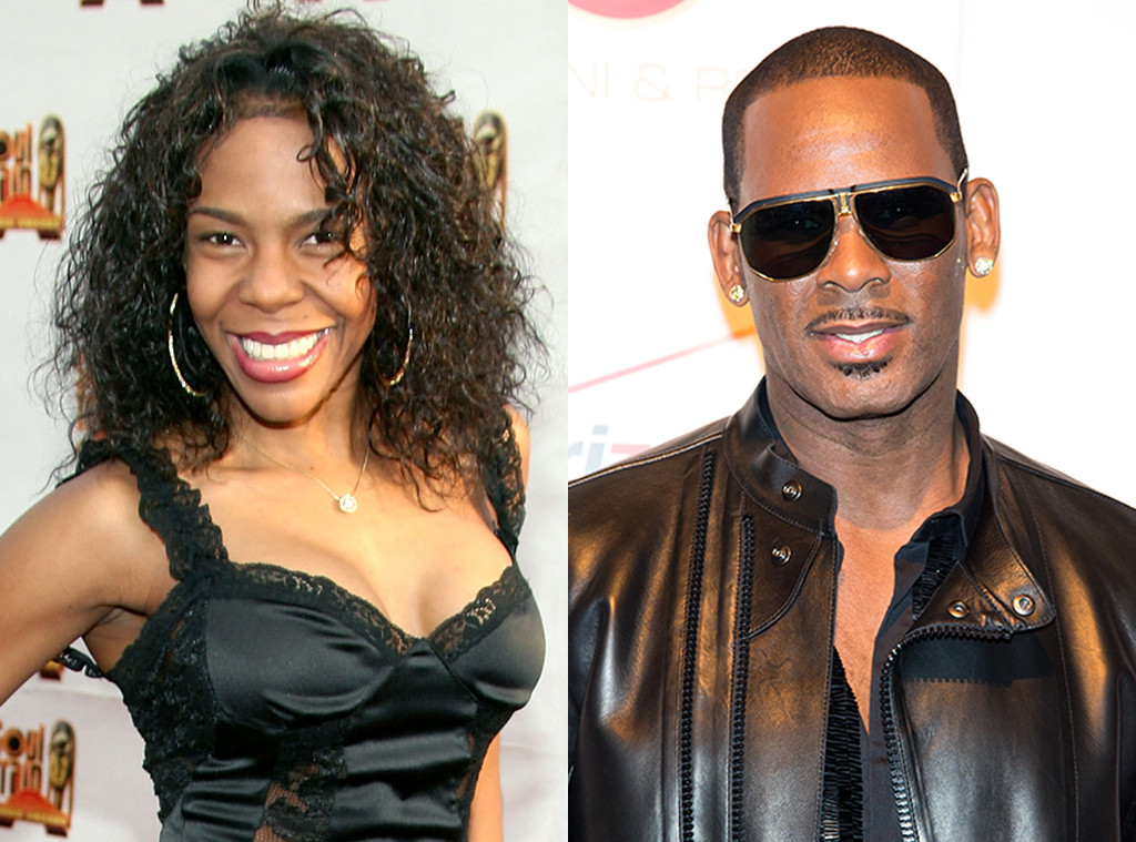 R. Kelly, Andrea Lee, Andrea Kelly