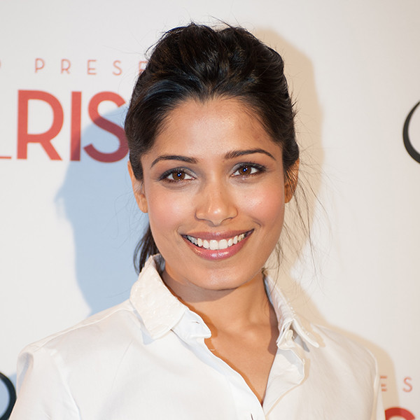 Why Freida Pinto Is Committed to Making the World a Better ... фрида пинто