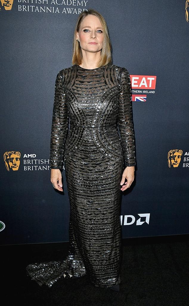 Jodie Foster, Britannia Awards
