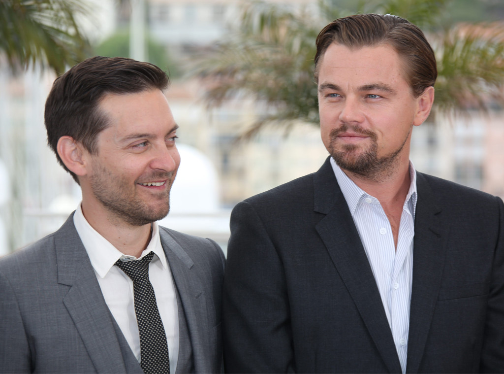 Tobey Maguire, Leonardo DiCaprio
