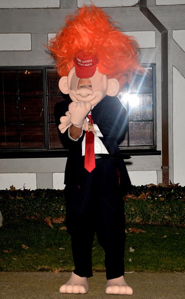 Orlando Bloom, Halloween