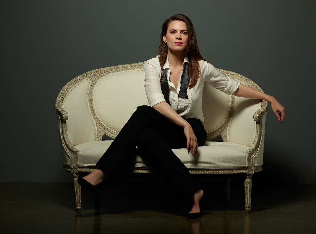 Hayley Atwell, Conviction