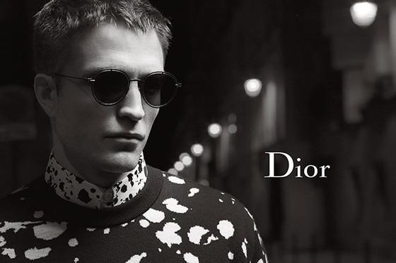 Robert Pattinson, Dior Homme