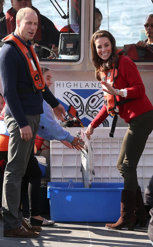 Prince William, Kate Middleton, Canada