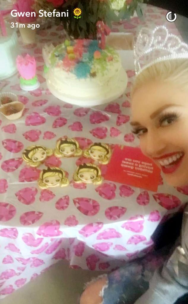 Gwen Stefani, Birthday