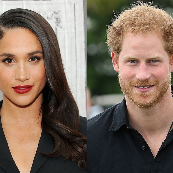 Harry's New Girl From Prince Harry & Meghan Markle