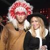 Hilary Duff, Jason Walsh, Halloween