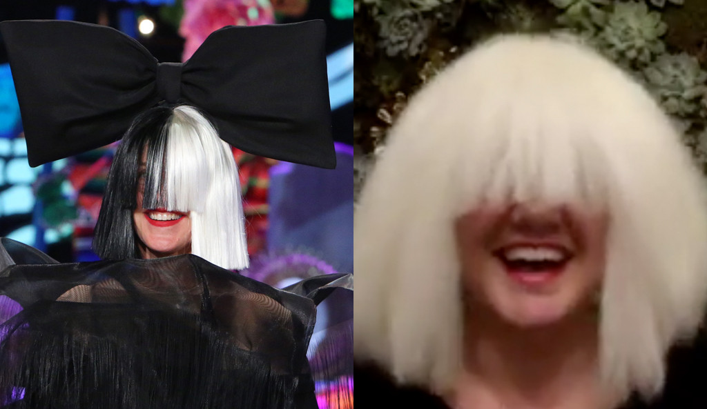 Ellen DeGeneres, Kelly Clarkson, Sia, Halloween