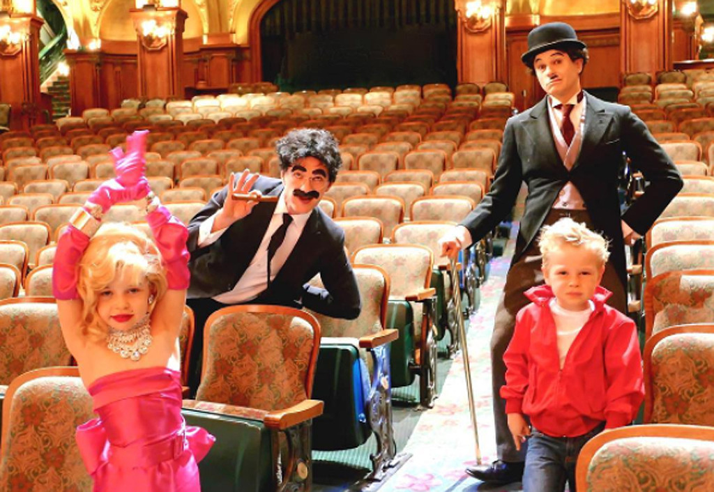 Neil Patrick Harris, Halloween, Instagram